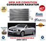 Para Volvo C70 Aire Acondicionado Condensador Radiador 2008-2013 2.0D D3 D4 OE
