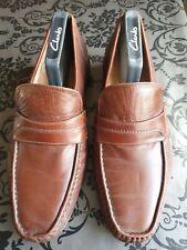 Vintage Para Hombre Zapatos Grenson marrón cuero Royal Windsor Talla 6