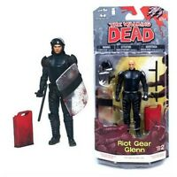 McFarlane Toys The Walking Dead Comic Series #2 Riot Gear Glenn