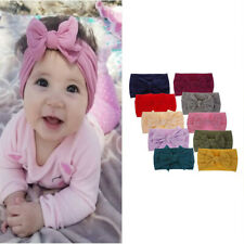 Baby Headbands Turban Knotted, Girl's Hairbands for Newborn,Toddler and Children