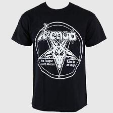 VENOM - In League With Satan T-shirt - Size Medium M - NEW - Black Metal