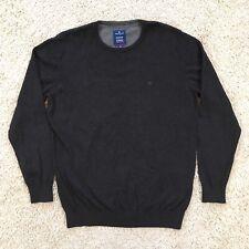 f338a32072f9e0 Tom Tailor Mens Gray Pullover Crewneck Sweater Size XXL