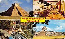 BG21303 villas arqueologicas  chichen itza mexico