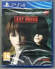 DEAD OR ALIVE 5 LAST ROUND  'New & Sealed'   *PS4(Four)*