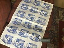 Thornback & Peel Tea Towel,Teacup  100% Cotton