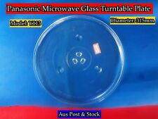 Panasonic Microwave Oven Spare Parts Glass Turntable Plate Platter (W2)Brand New