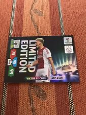 PANINI Adrenalyn XL Champions League 2013/2014 Viktor Fischer Limited Edition