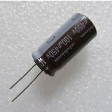 1pcs 100uF 450V 105℃ 17X35mm Capacitor Fit 150uF 400V Capacitor
