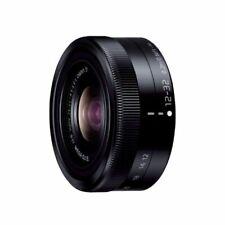 Near Mint! Panasonic LUMIX G VARIO 12-32mm f/3.5-5.6 Black - 1 year warranty