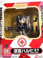 Free Shipping from Japan Authentic Nendoroid Disappearance of Haruhi Suzumiya