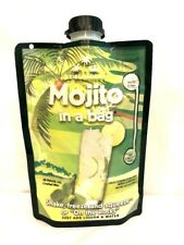 Lt. Blender's Mojito in a Bag, 12-Ounce Pouch-New and Unopened