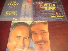 HENRY MANCINI & DOC SEVERINSEN 1973 QUADRAPHONIC RARE RCA LP + 2 180 GRAM + CD