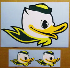 Oregon Ducks Sticker Decal