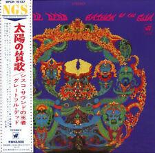 Grateful Dead Anthem Of The Sun SHM MINI LP CD JAPAN WPCR-15137