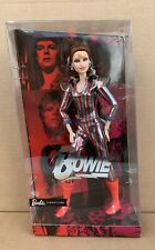 Barbie DAVID BOWIE Doll Limited Edition ZIGGY STARDUST Gold Label NEW!