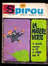 Spirou 1532 du 24.8.1967
