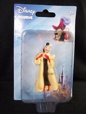 Disney Villains Cruella PVC figurine new in blister pack