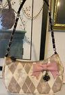 BRIGHTON  My Flat In London Pink Bow petite Cell phone case Handbag Mini purse
