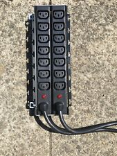 DUAL HP Modular 7-Port PDU Power Distribution Extension 411273-002 HSTNR-PS03.