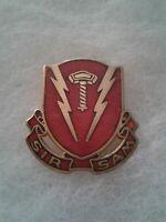 Authentic US Army 739th Ordnance Battalion DI DUI Unit Crest Insignia 9M