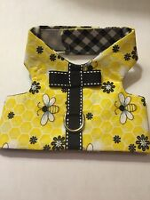 Bumble Bee Dog Harness Vest  Size XS (609)