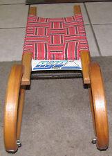 "Rijo Rodel Wooden Baby Sled Standardrodel 60cm 24"" Austria"