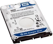 """Western Digital Blue WD5000LPVT 500GB 5400RPM 2.5""""  Hard Drive SATA III"""