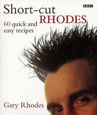 """""""AS NEW"""" Short-cut Rhodes: 60 Quick and Easy Recipes, Rhodes, Gary, Book"""