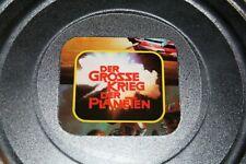 """Super 8 Film""""Der Grosse Krieg der Planeten""""""""in Blechdose Teil 1+2"""