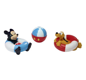 The First Years Disney Mickey Mouse Baby Bath Squirt Toys