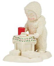 Dept 56 Snowbabies Specially For Santa Figurine Ornament 10cm 4045662 New