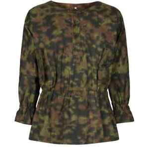 BLOUSE SMOCK CAMO RAUCHTARN / WH ALLEMANDE REPRO