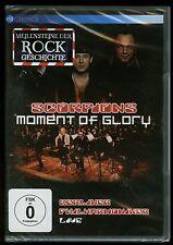 Scorpions Moment Of Glory German DVD new
