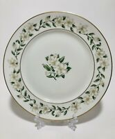 "PRINCESS CHINA ~ TRU-TONE ~ BRIDAL WREATH - 8"" SALAD OR APPETIZER PLATE"