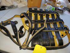 Nwt Dog Trainer Brand K9 X Large Leather Dog Muzzle