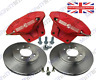 MGF MG TF NEW 2 POT AP BRAKE KIT SDB000230 304mm DISCS / PADS / BOLTS / SCREWS