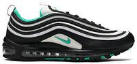 Nike Men's Air Max 97 Black Clear Emerald sz 10.5 921826 013 am97 95 98 mariners