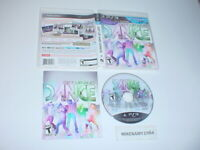 GET UP AND DANCE game complete w/ Manual- PLAYSTATION 3 PS3 MOVE
