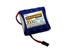 Overlander Eneloop 2000 4.8v AA NiMH Rx Receiver Battery Pack Flat OL-2866