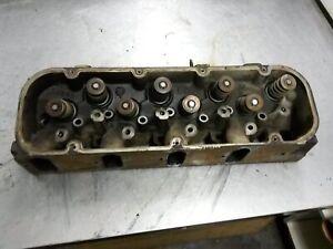 #RS02 Right Cylinder Head 2003 GMC Sierra 2500 HD 8.1 12558162