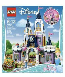 LEGO DISNEY - CINDERELLA'S DREAM CASTLE  |  41154  |  SEALED BOX