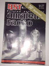 QST Amateur Radio Magazine Low Noise 2 Meter Converter April 1964 121816rh