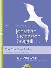 Jonathan Livingston Seagull: A Story New Paperback Book Richard Bach, Russell Mu