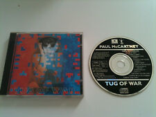 Paul McCartney-Tug of War-BLACK FACE Giappone CD © 1982/83 #cdp 7 46057 2