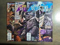 Batman Detective Comics 3 Book lot #3,4,5 VF-NM New 52!  (2012)
