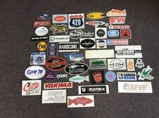49 Fishing Stickers #49A Scientific Anglers Siegler Reels Star Rods Bear Paw AFW