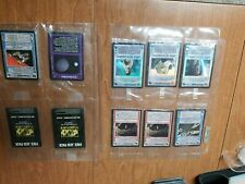 Star Wars CCG Premium Card near complete set