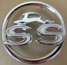 GM 3827300 NOS Chevrolet Impala SS Quarter Panel Emblem