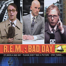 Bad Day [Single] by R.E.M. (CD, Oct-2003, Warner Bros.)