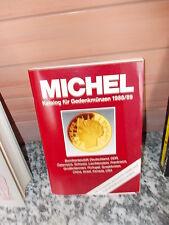 Michel, Katalog für Gedenkmünzen 1988/89, aus dem Schwaneberger Verlag GmbH